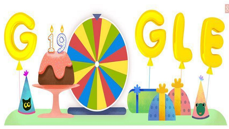 When is Google's Birthday